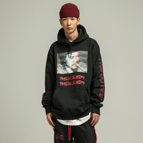CHE Hooded Sweatshirts BK