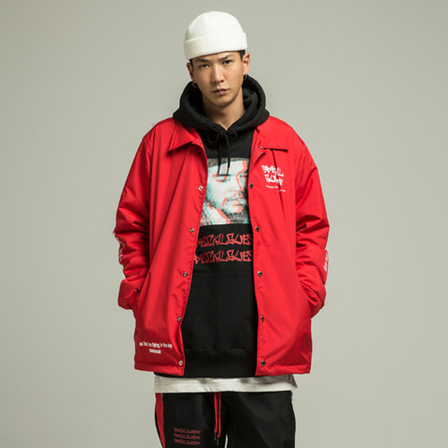 WIZ Warm Coach Jacket RD