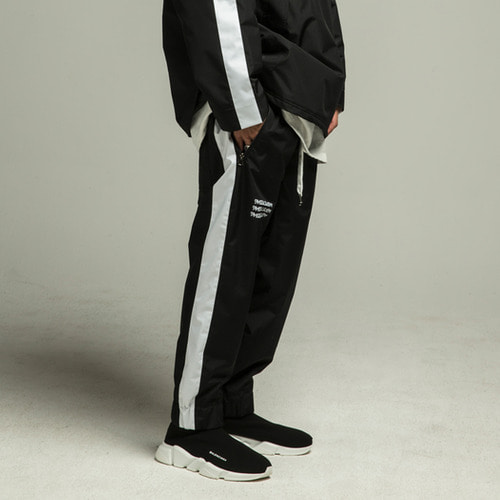 TRIPLE LOGO Track Pants BW