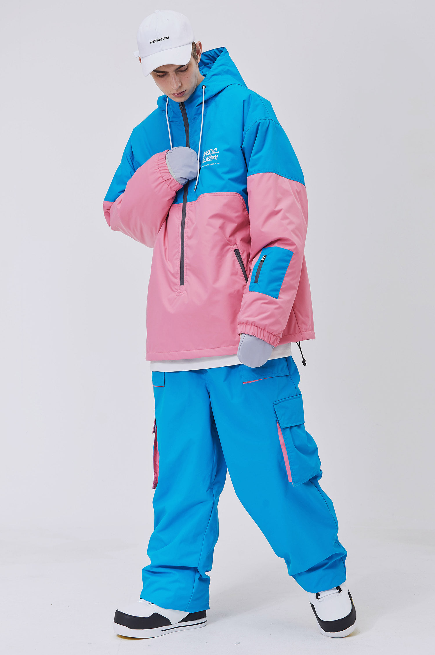 SET S09 - ANORAK / BOTTOM
