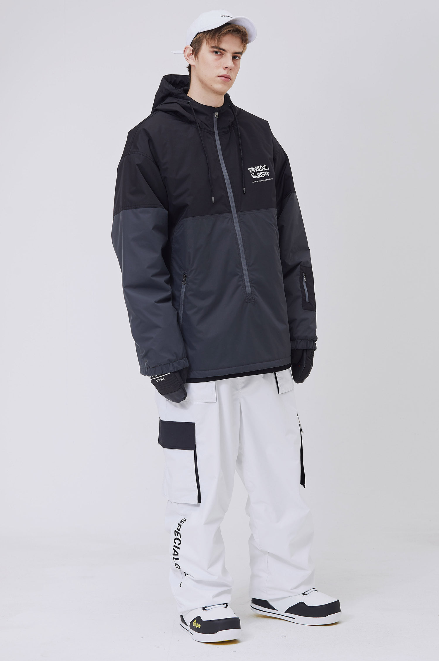 SET S05 - ANORAK / BOTTOM