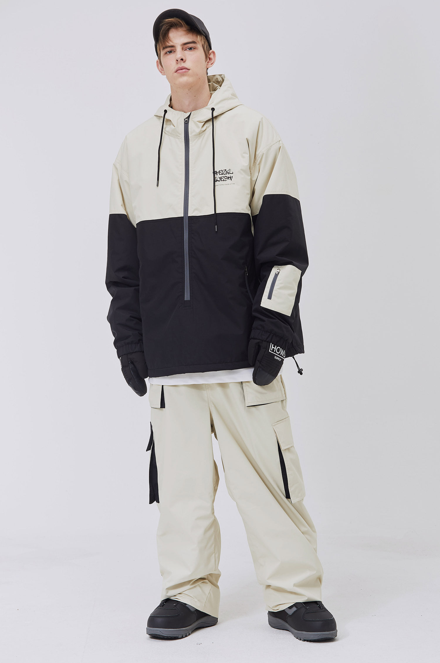 SET S07 - ANORAK / BOTTOM