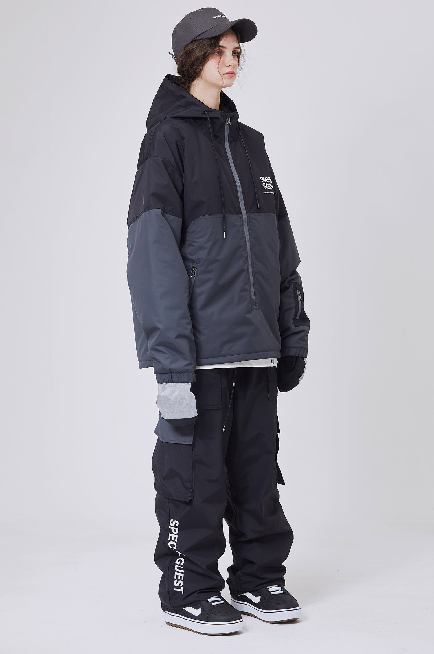 SET S04 - ANORAK / BOTTOM