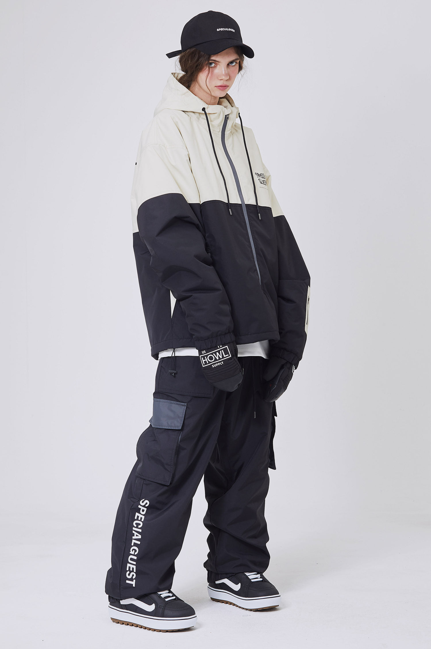 SET S08 - ANORAK / BOTTOM