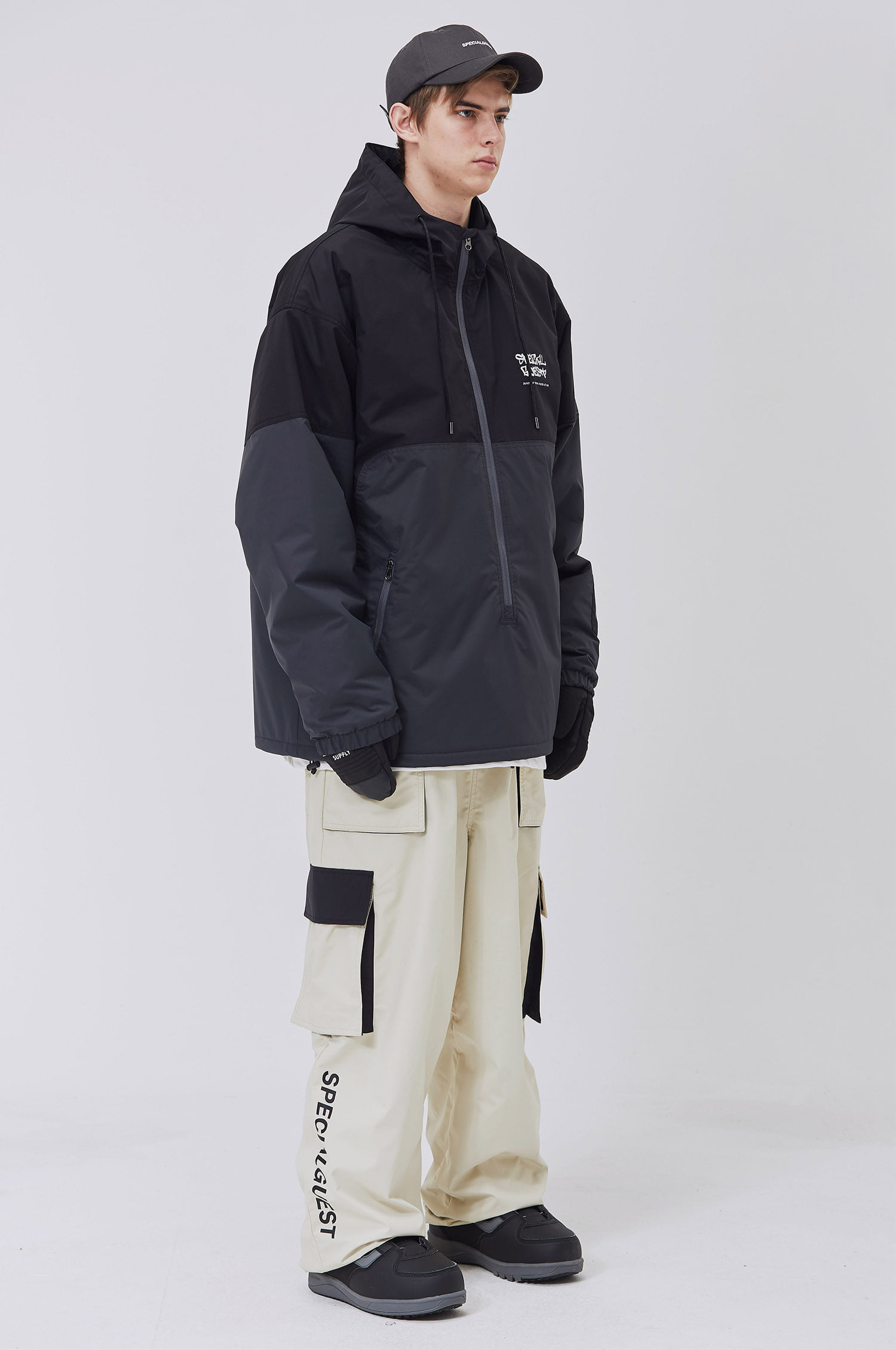 SET S06 - ANORAK / BOTTOM