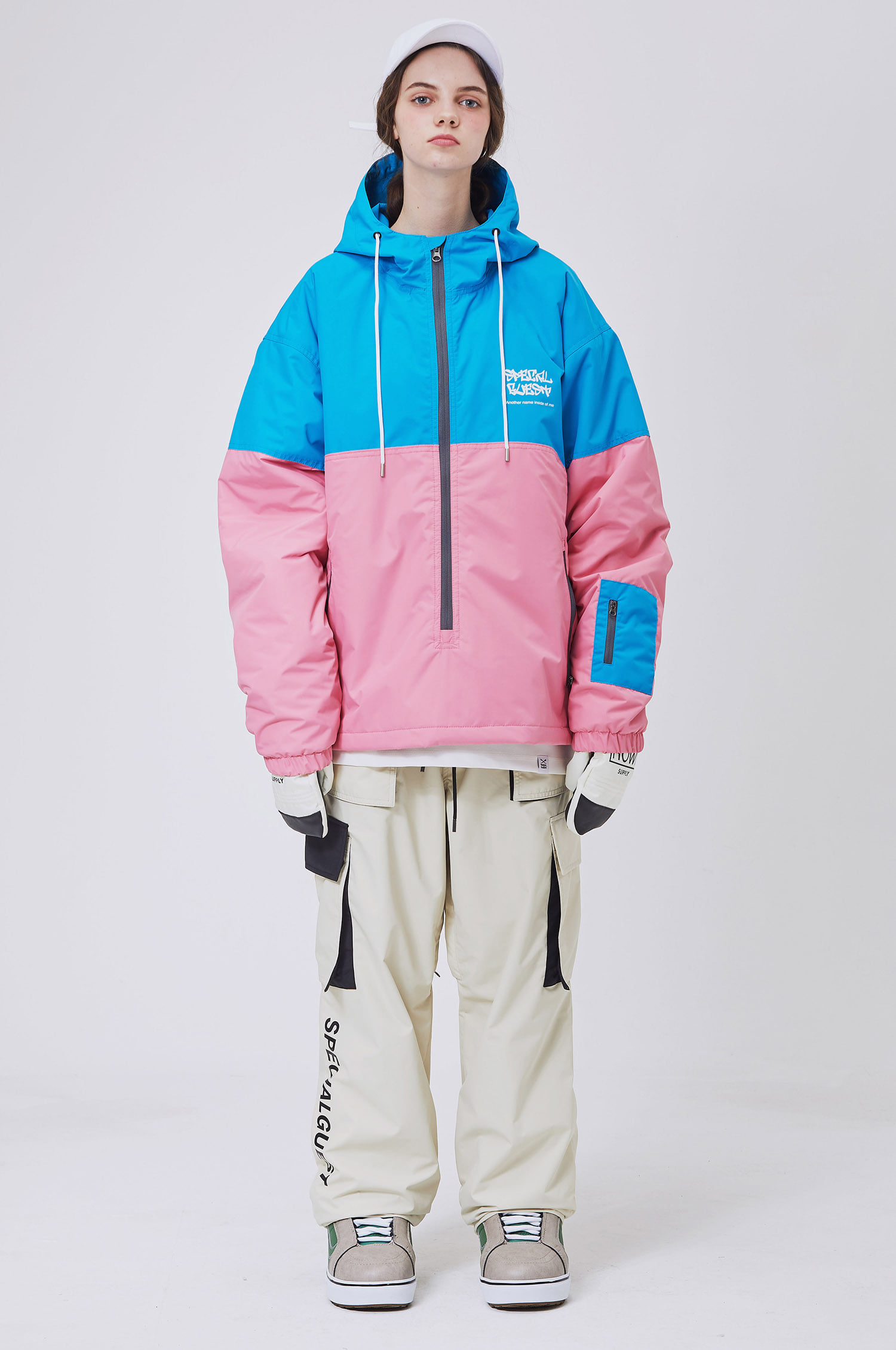 SET S10 - ANORAK / BOTTOM