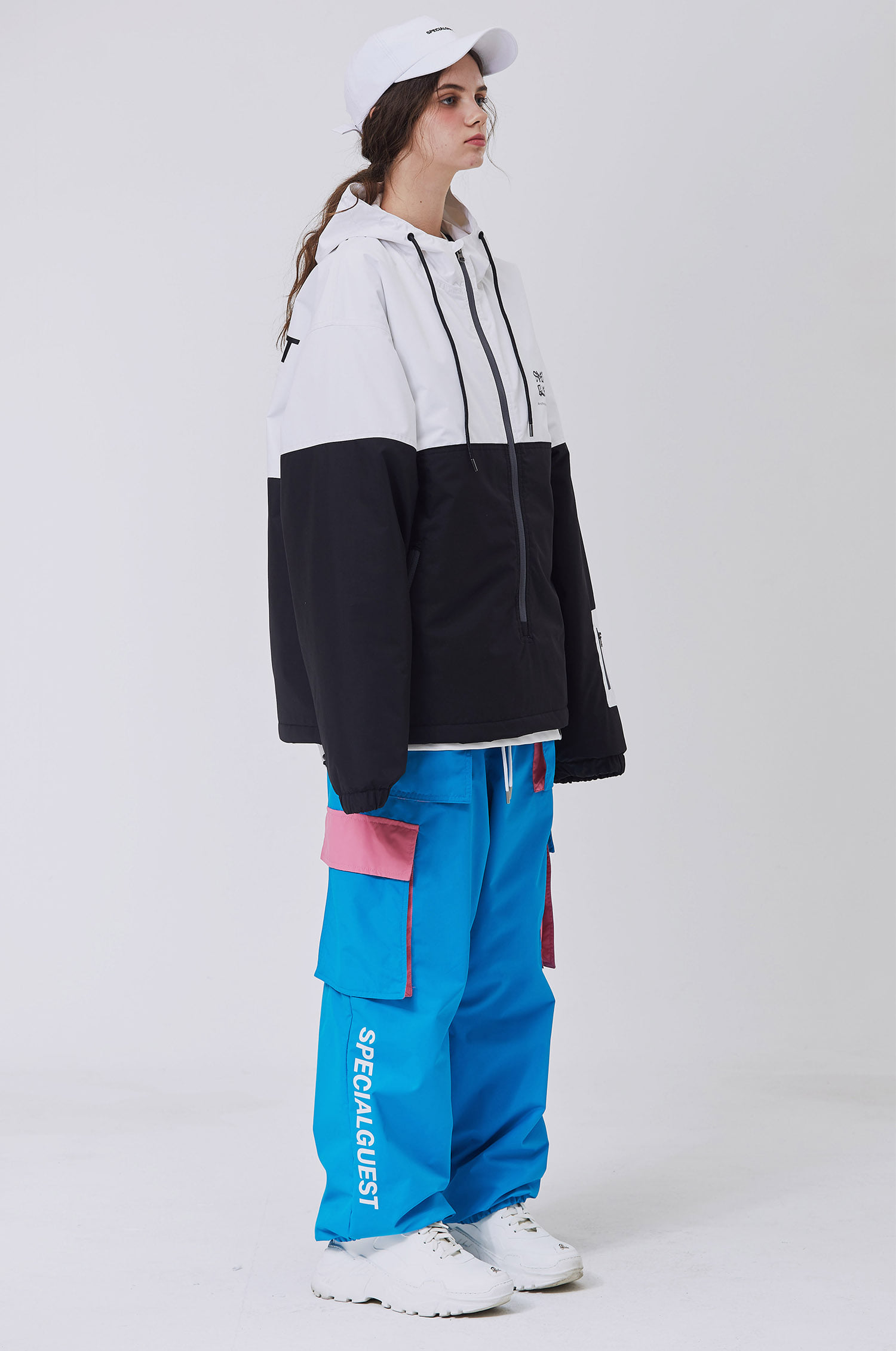 SET S03 - ANORAK / BOTTOM
