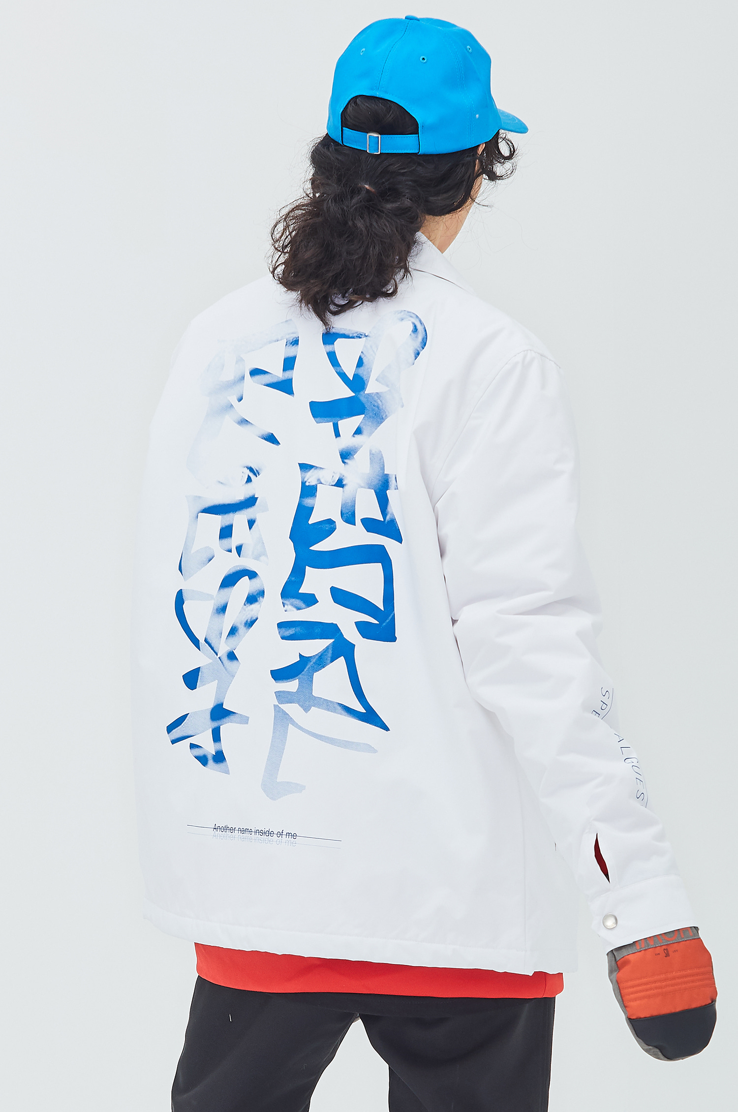 Warm Coach Jacket - FACE WH