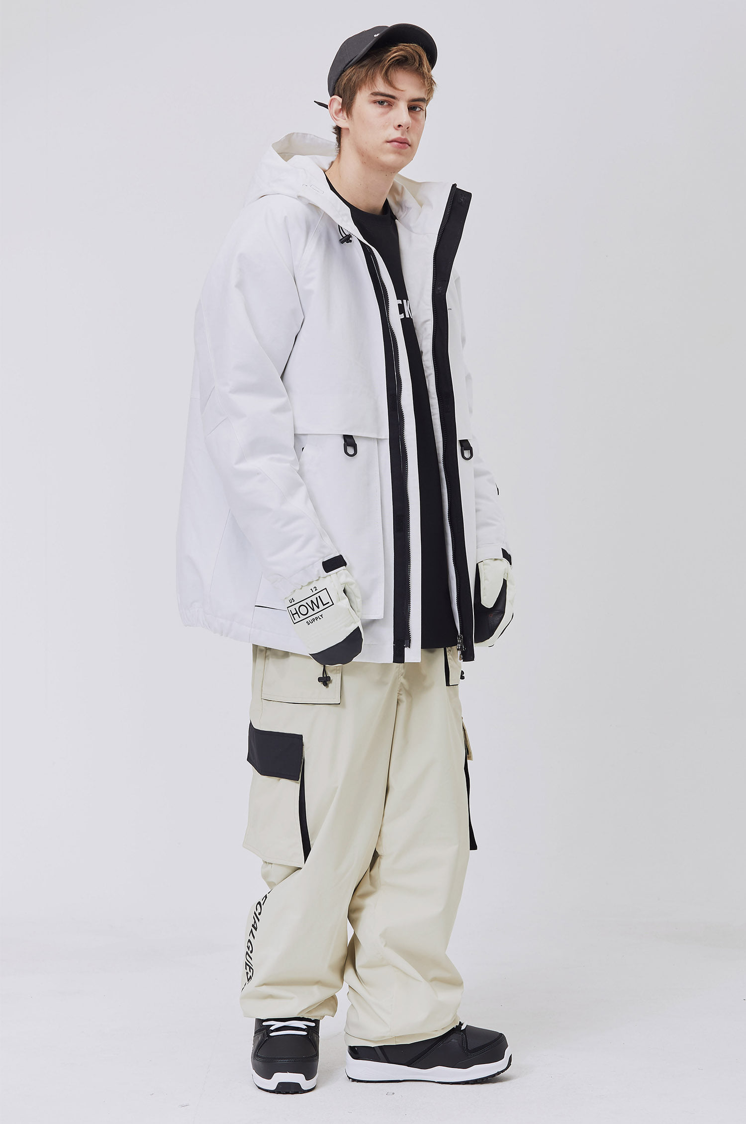 SET S20 - JACKET / BOTTOM