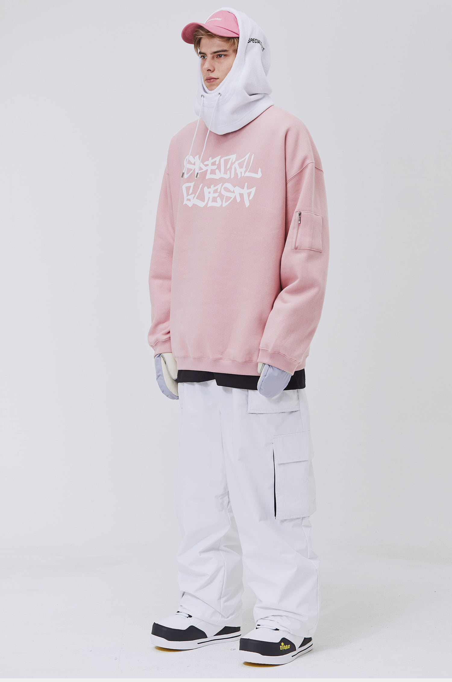 SET S36 SWEATSHIRTS / BOTTOM