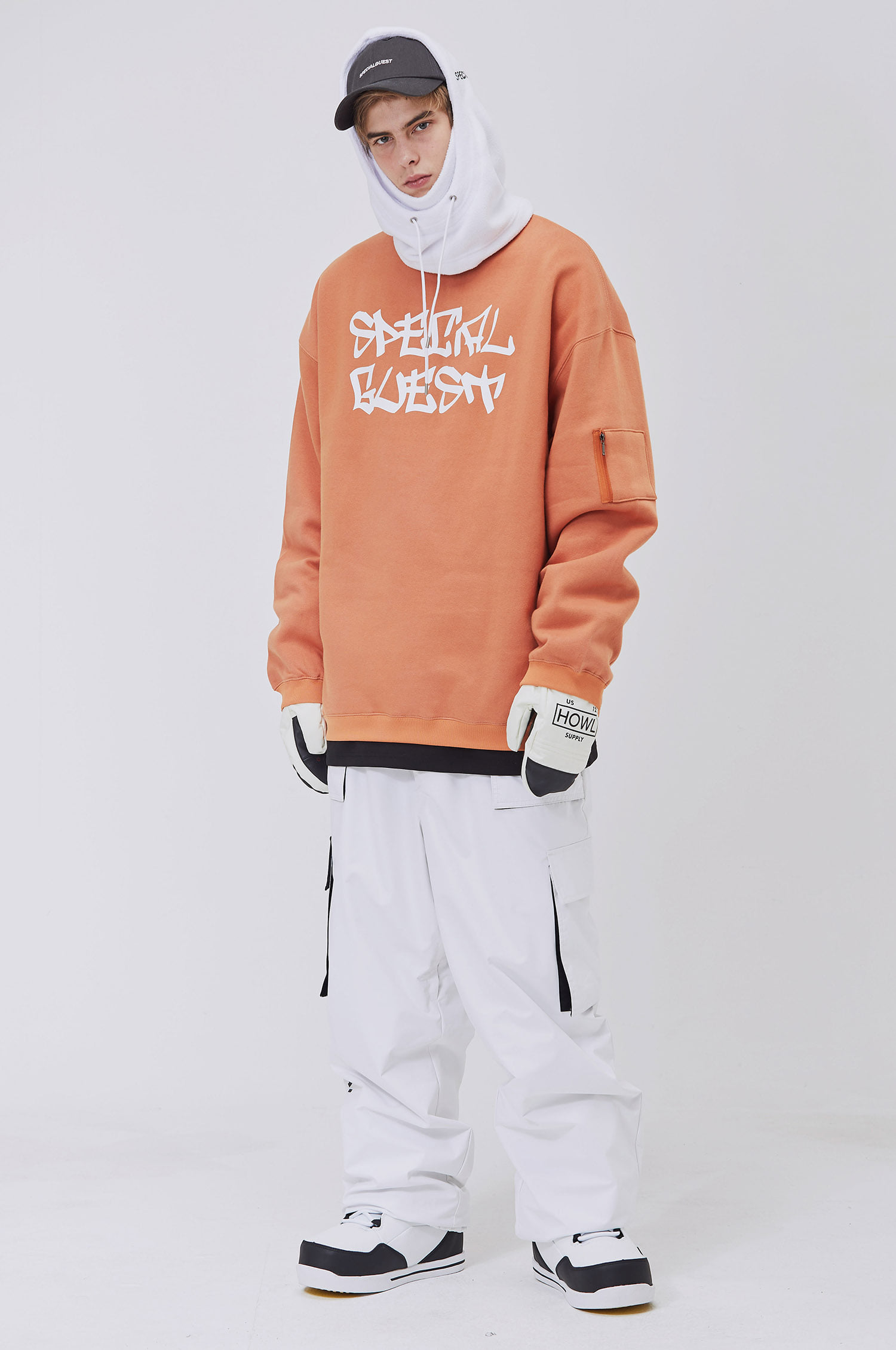 SET S32 SWEATSHIRTS / BOTTOM