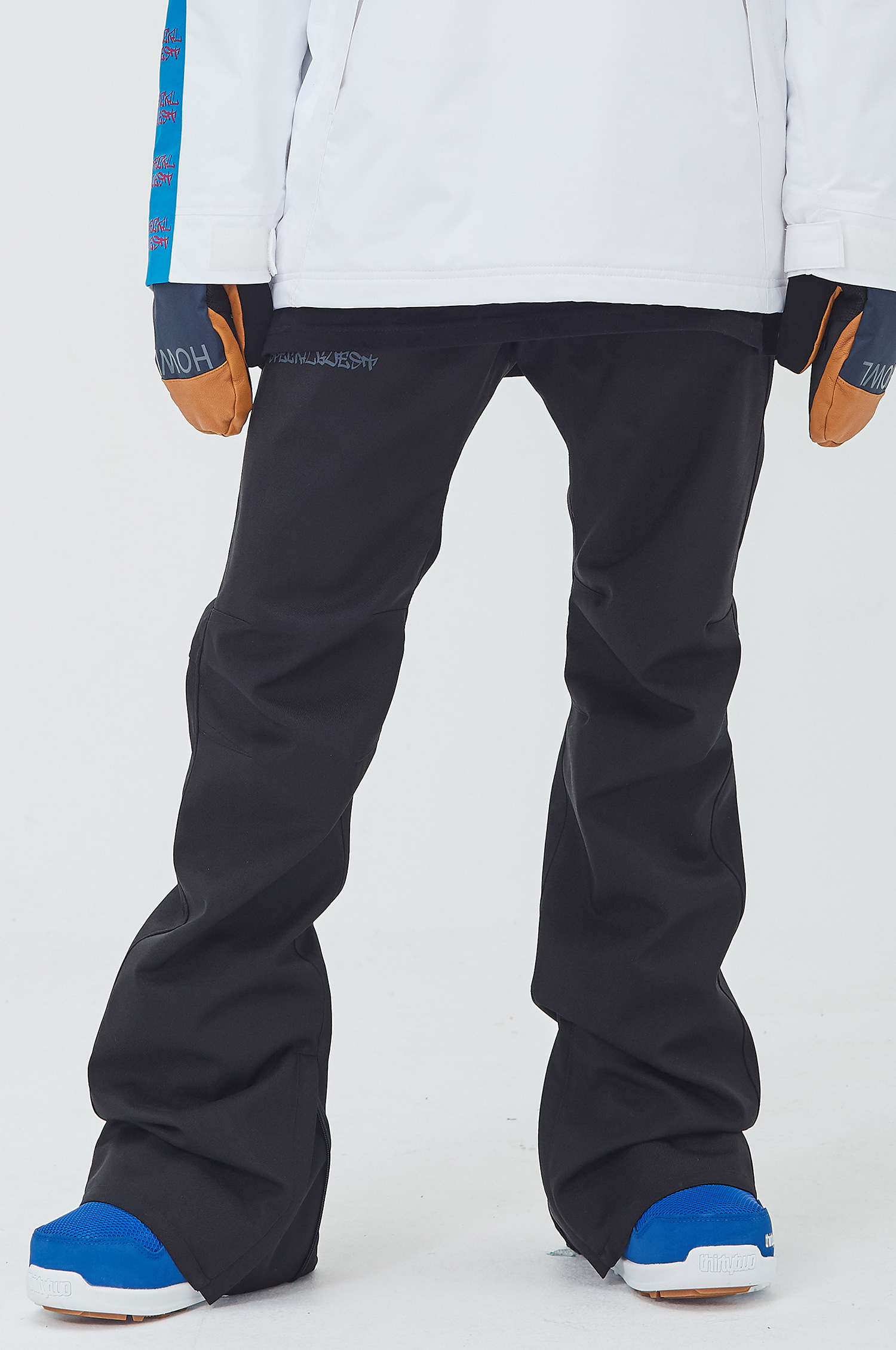 Premium Pants STRAIGHT - H BK