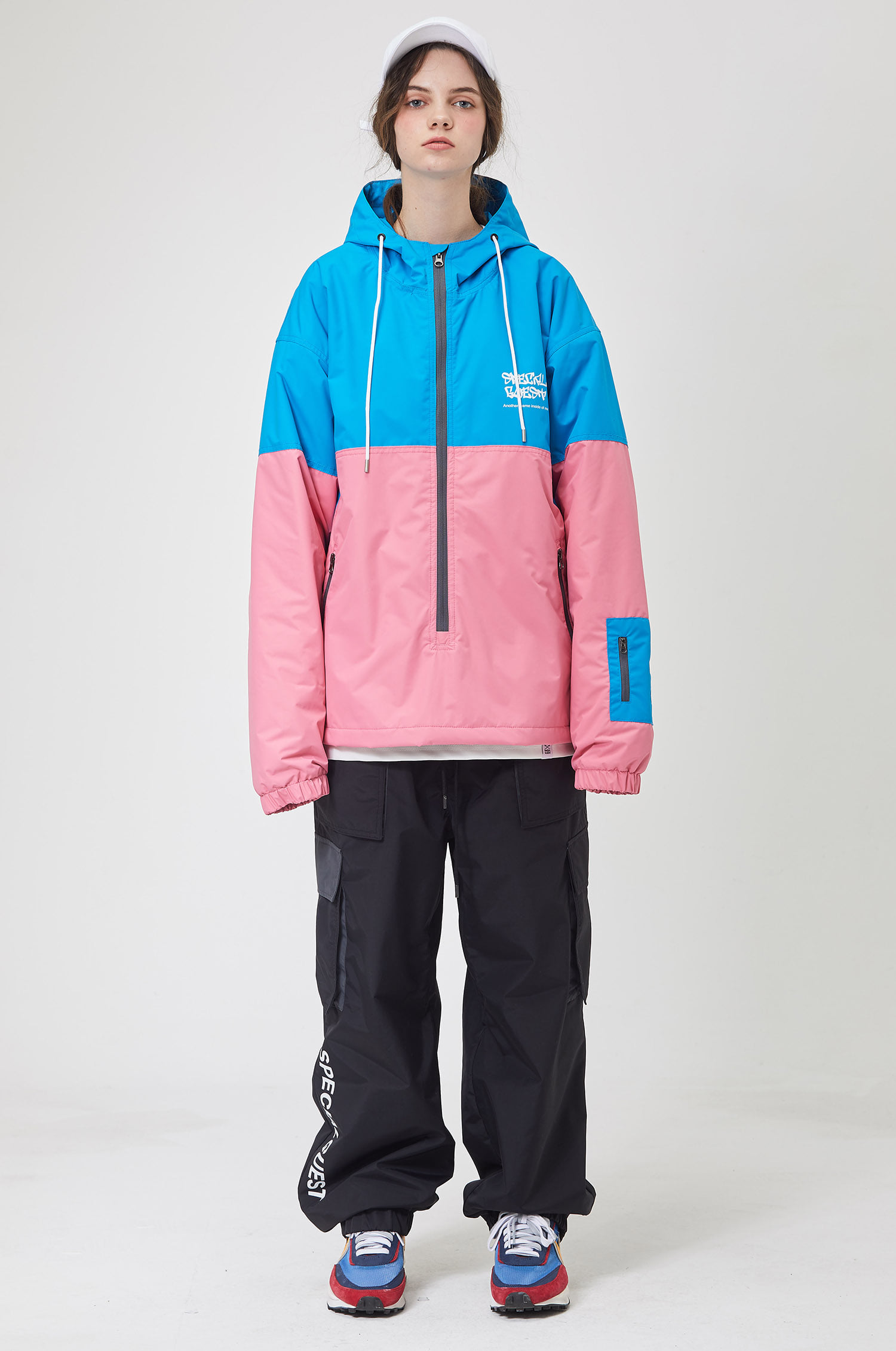 SET S12 - ANORAK / BOTTOM