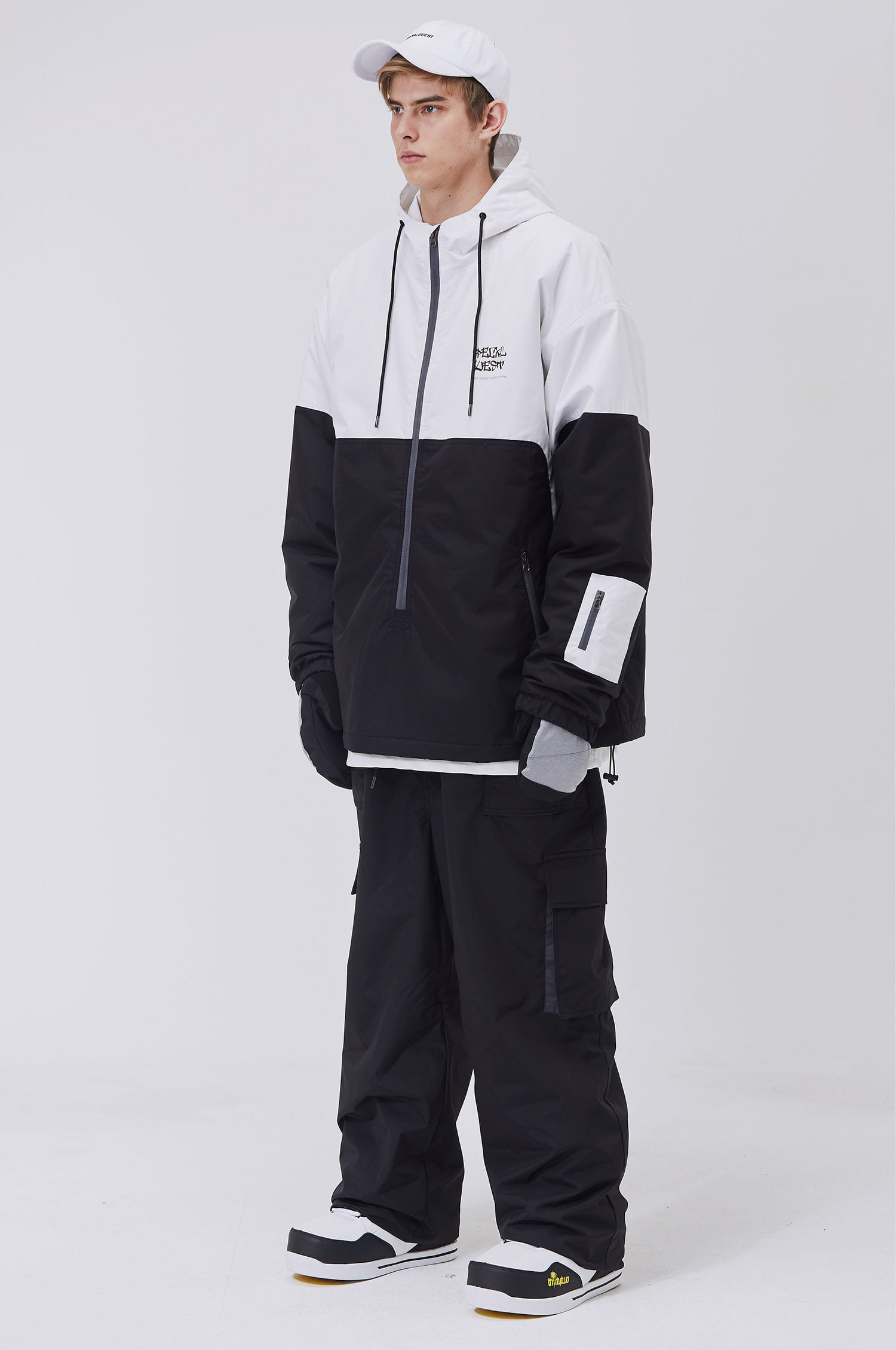 SET S02 - ANORAK / BOTTOM