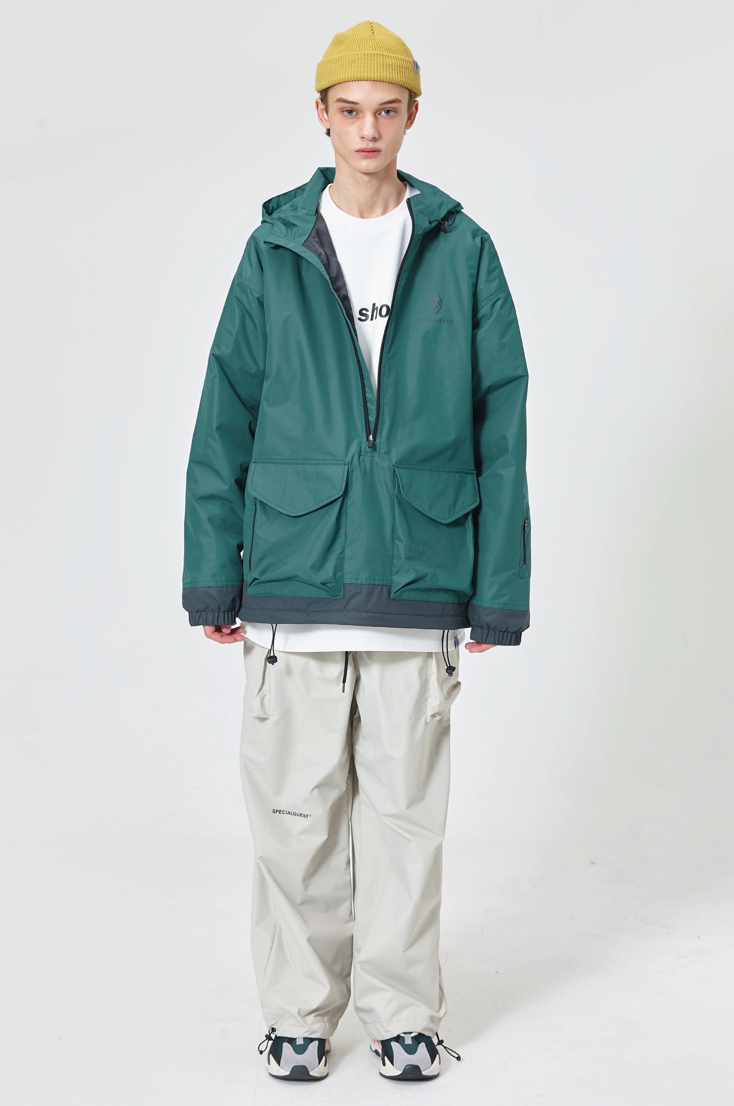 SET 27 - ANORAK / PANTS
