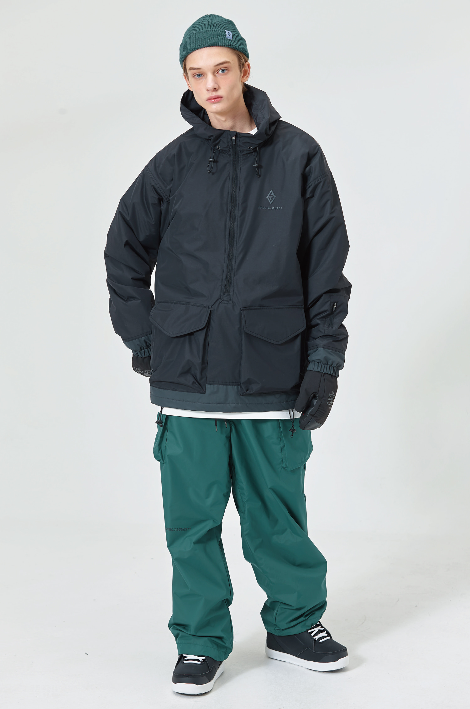 SET 23 - ANORAK / PANTS