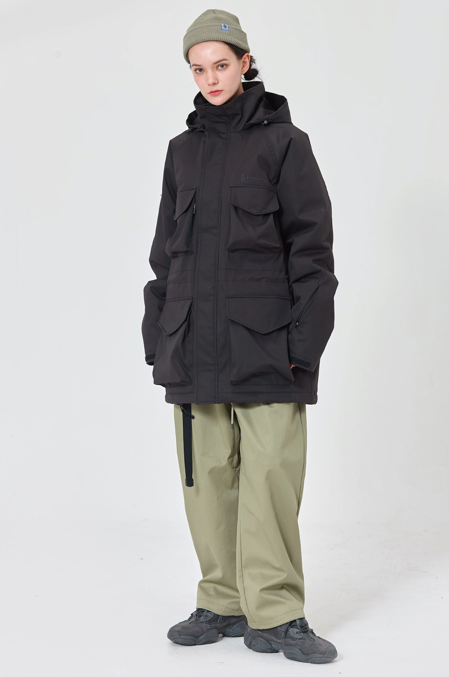 SET 2 - JACKET / PANTS