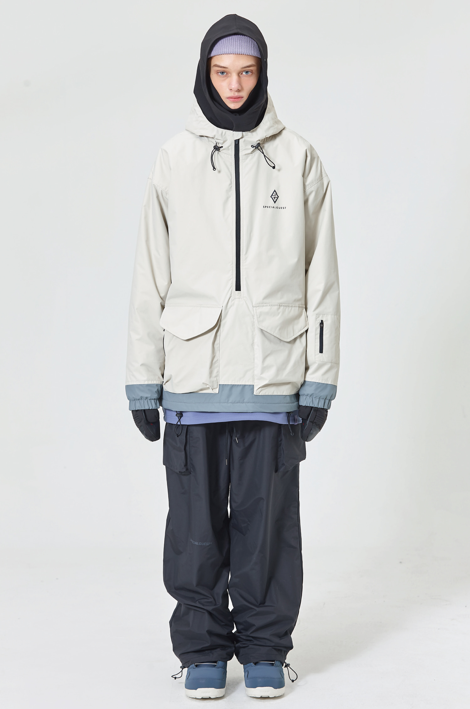 SET 25 - ANORAK / PANTS