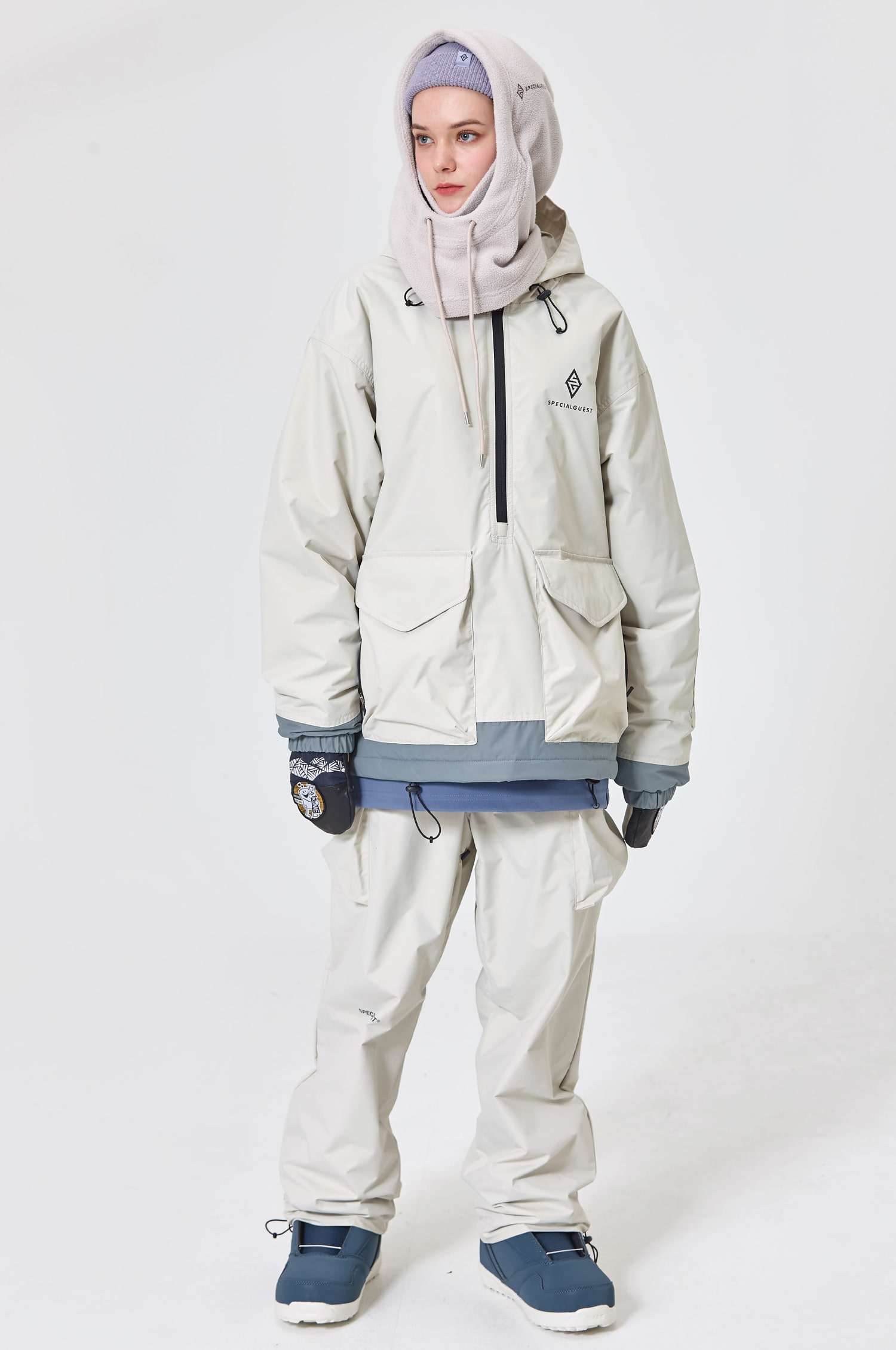 SET 24 - ANORAK / PANTS