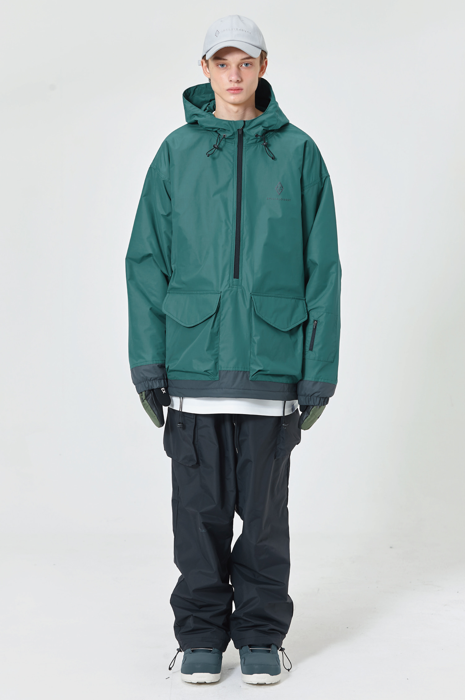 SET 29 - ANORAK / PANTS