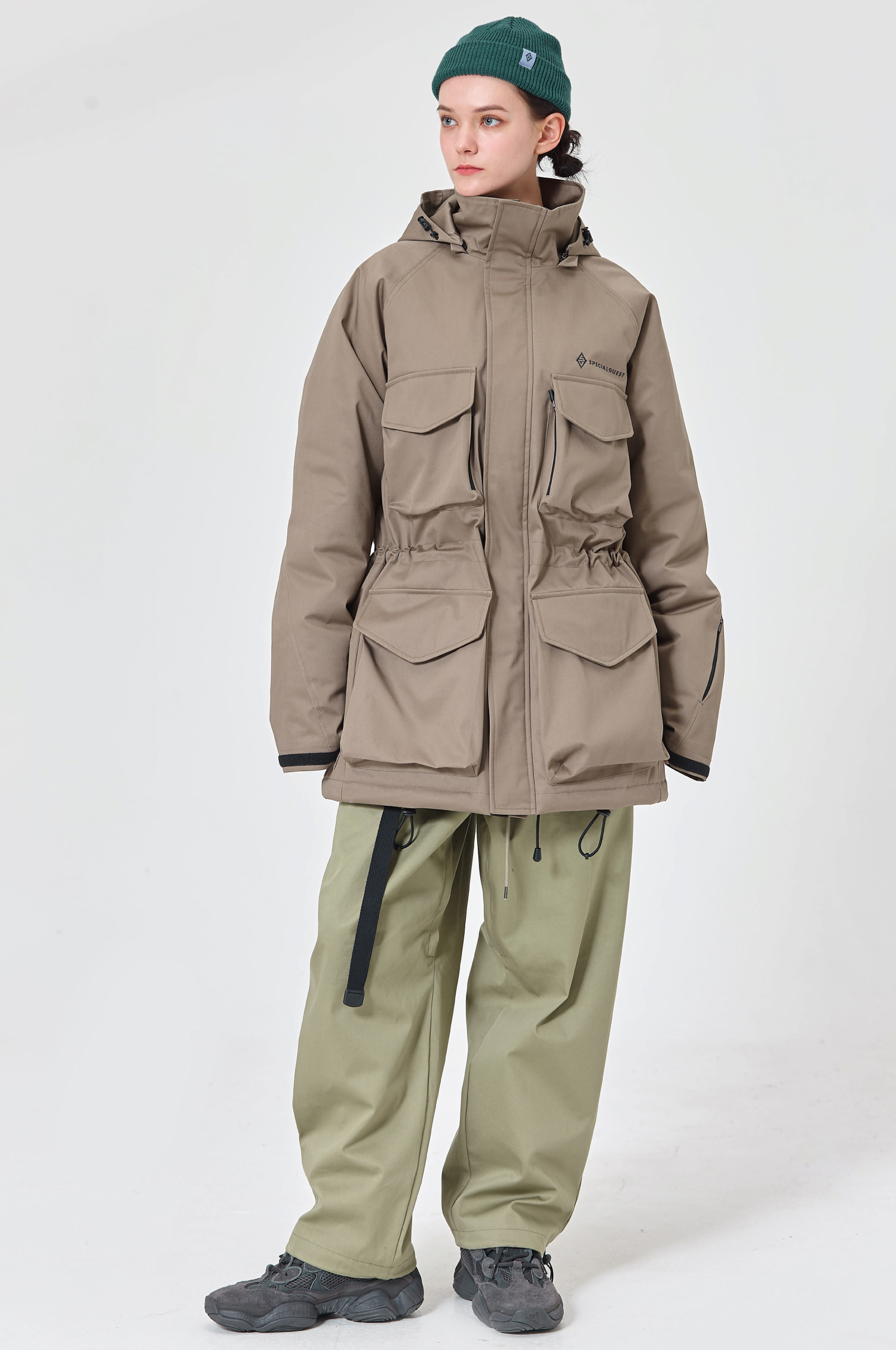 SET 4 - JACKET / PANTS