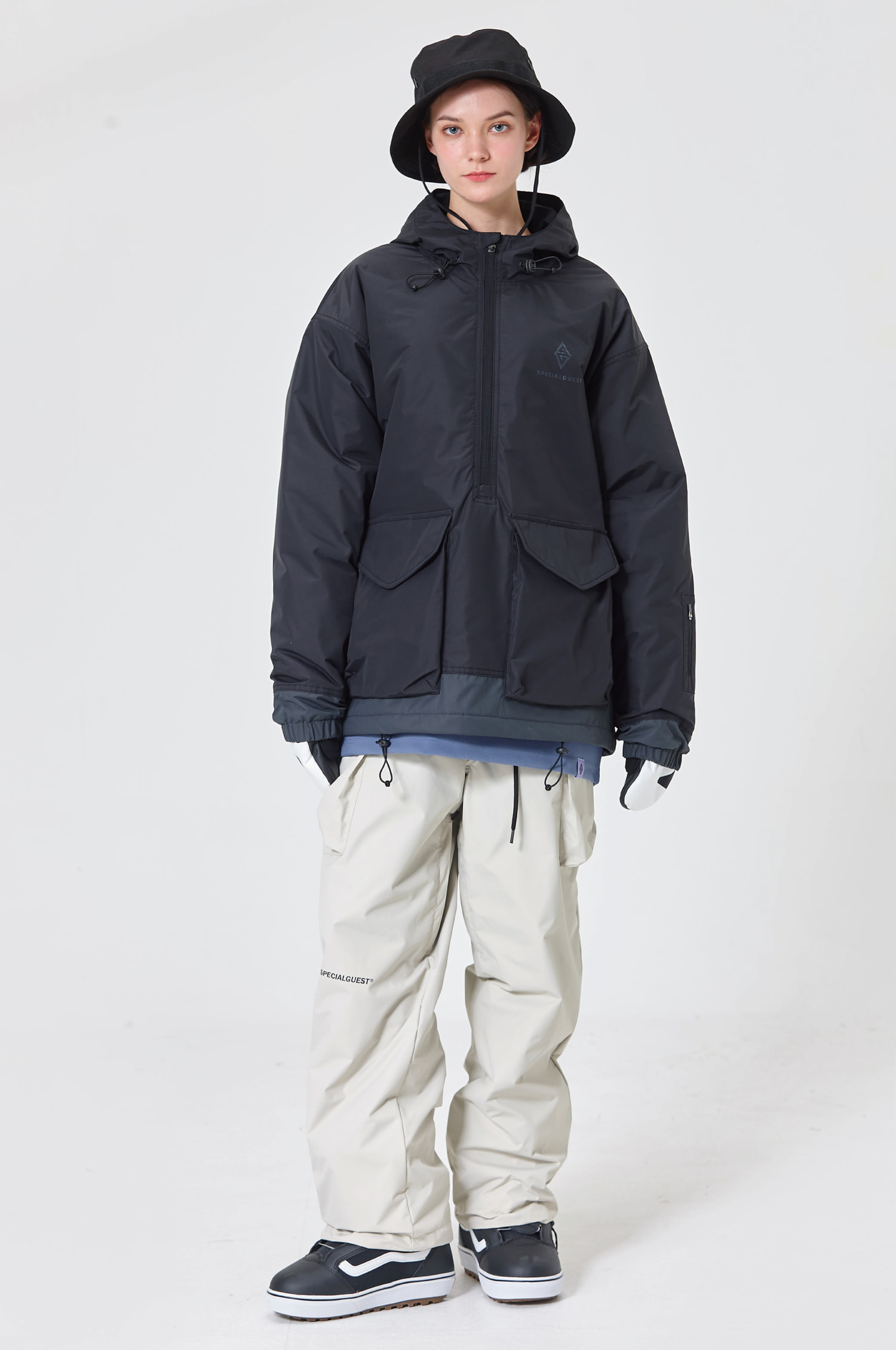 SET 22 - ANORAK / PANTS